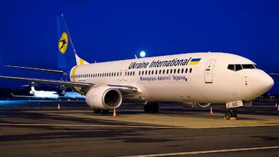 A picture of URUIC - Boeing 7378KV - [63406] - © Jevgeni Ivanov