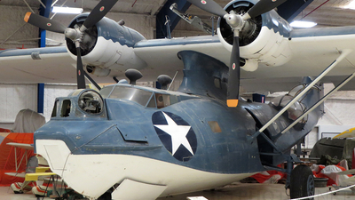 N68740 - Consolidated PBY-5A Catalina - Private