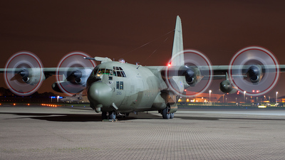 XV295 - Lockheed Hercules C.1 - United Kingdom - Royal Air Force (RAF)