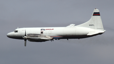 N181FL - Convair CV-580 - IFL Group
