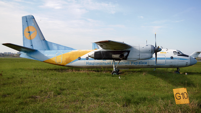 UR-46527 - Antonov An-24RV - Ukraine National Airlines