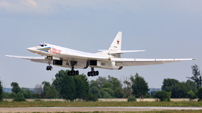 RF-94100 - Tupolev Tu-160 Blackjack - Russia - Air Force