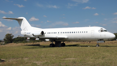 ZS-MAD - Fokker F28-4000 Fellowship - SKA International Group