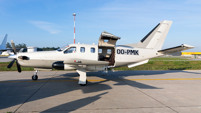 OO-PMK - Socata TBM-850 - Private