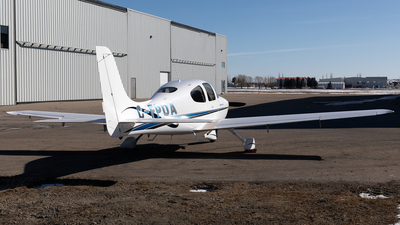 C-FPDA - Cirrus SR20 - Private