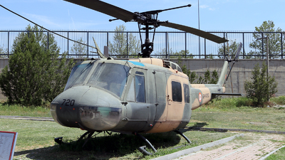 69-15720 - Bell UH-1H Iroquois - Turkey - Air Force