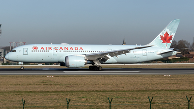 A picture of CGHPV - Boeing 7878 Dreamliner - Air Canada - © Sotos