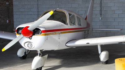 OO-JPF - Piper PA-28-140 Cherokee Cruiser - Private