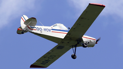 OO-VOV - Piper PA-25-235 Pawnee C - Private