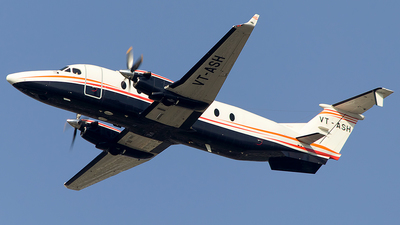VT-ASH - Beech 1900D - Private