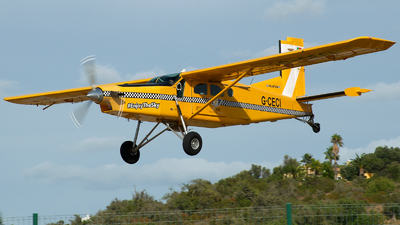 G-CECI - Pilatus PC-6/B2-H4 Turbo Porter - Grupo 7 Air