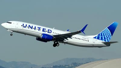N39297 - Boeing 737-824 - United Airlines