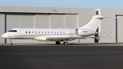 N599CH - Bombardier BD-700-1A10 Global 6000 - Private