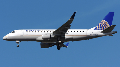 N603UX - Embraer 170-200LL - United Express (ExpressJet Airlines)