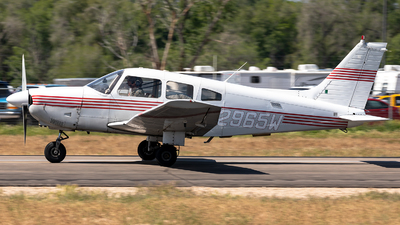 A picture of N2965W - Piper PA28181 - [288090003] - © CJMoeser