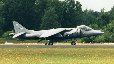 ZD407 - British Aerospace Harrier GR.7 - United Kingdom - Royal Air Force (RAF)
