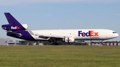 N598FE - McDonnell Douglas MD-11(F) - FedEx