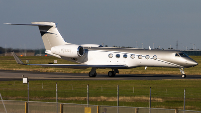 N533GV - Gulfstream G550 - Private