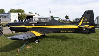 N202DN - Flying Legend Tucano Replica - Private