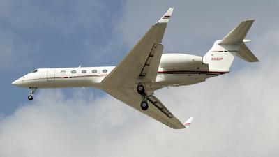 N662P - Gulfstream G550 - Private