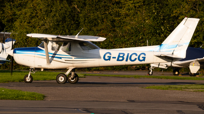A picture of GBICG - Cessna F152 - [1796] - © Zach ldn_avphoto
