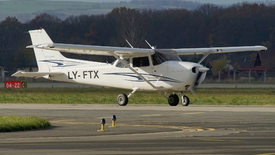 LY-FTX - Cessna 172S Skyhawk SP - BAA Training Aviation Academy