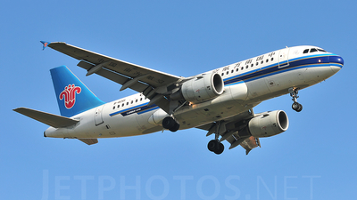 B-6201 - Airbus A319-132 - China Southern Airlines