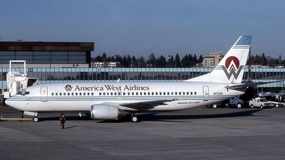 N172AW - Boeing 737-33A - America West Airlines