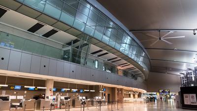 LEVC - Airport - Terminal