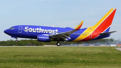 N7832A - Boeing 737-79P - Southwest Airlines