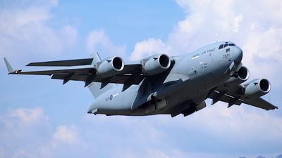 ZZ177 - Boeing C-17A Globemaster III - United Kingdom - Royal Air Force (RAF)