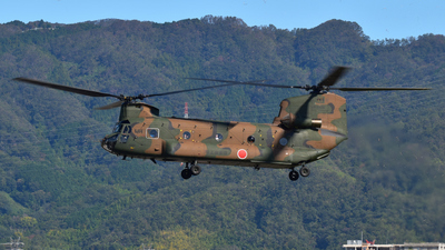 52928 - Kawasaki CH-47J Chinook - Japan - Ground Self Defence Force (JGSDF)