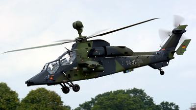 74-54 - Eurocopter EC 665 Tiger UHT - Germany - Army