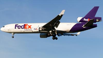 N596FE - McDonnell Douglas MD-11(F) - FedEx