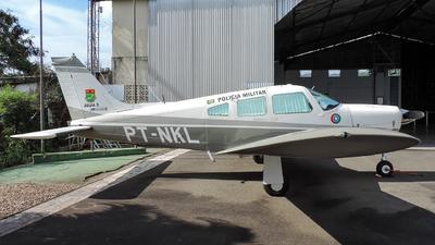 PT-NKL - Embraer EMB-711C Corisco - Brazil - Military Police