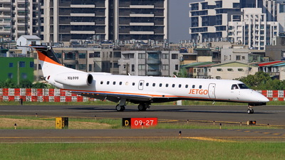 A picture of N16999 - Embraer ERJ145LR - [145307] - © ERIC-CHEN