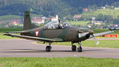 3H-FN - Pilatus PC-7 - Austria - Air Force