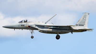92-8908 - McDonnell Douglas F-15J Eagle - Japan - Air Self Defence Force (JASDF)