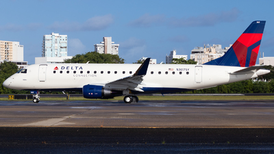 N307SY - Embraer 170-200LL - Delta Connection (SkyWest Airlines)