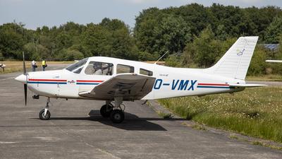 OO-VMX - Piper PA-28-161 Warrior III - Vliegclub Ursel