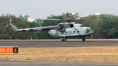 ZM2894 - Mil Mi-17-1V Hip - India - Air Force