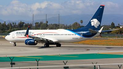 N958AM - Boeing 737-852 - Aeroméxico
