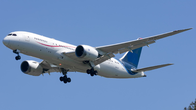 A picture of P4787 - Boeing 7878 Dreamliner - Comlux Aruba - © Cris.Spotter.mg
