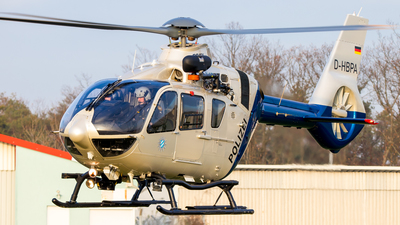D-HBPA - Eurocopter EC 135P3 - Germany - Police