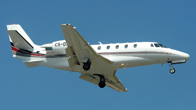 CS-DXO - Cessna 560XL Citation XLS - NetJets Europe