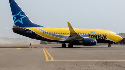 A picture of CGTQI - Boeing 73773S - [29080] - © Sergio Luis Luna Navarro