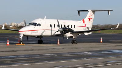 F-HBCG - Beech 1900D - Chalair Aviation