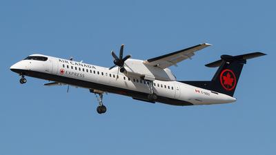 C-GGCI - Bombardier Dash 8-Q402 - Air Canada Express (Jazz Aviation)