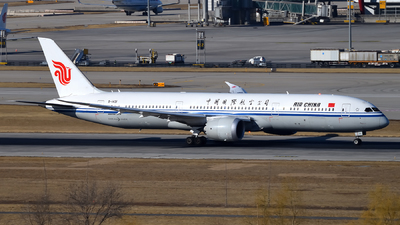 B-1431 - Boeing 787-9 Dreamliner - Air China
