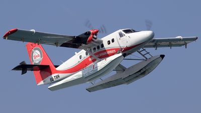 8Q-TMH - De Havilland Canada DHC-6-300 Twin Otter - Trans Maldivian Airways